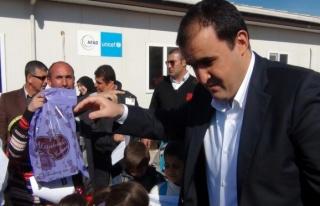 Midyat'taki Suriye Ve Iraklı Öğrencilerin Karne...