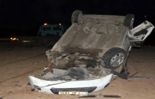 Midyat'ta Meydana Gelen Trafik Kazasında 3 Kişi...