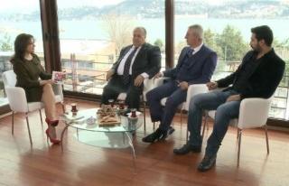 Masal Kent Mardin CNN Türk'te
