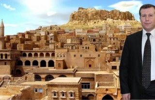 USTAD Başkanı Ahmet Akgül, Ak Partinden aday adayı
