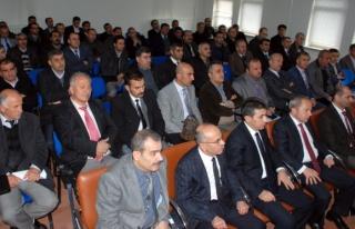 Mardin İl Milli Eğitim Müdürlüğüne Atanan İbrahim...