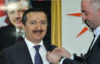 Midyat'lı Doktor Mehmet BAŞ Ak Partiye Üye Oldu