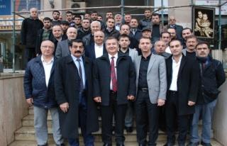 Mehmet Sıtkı Edis, Ak Parti Mardin Milletvekili...