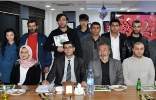 Midyat Anadolu Gençlik Derneği, Olağan Toplantısını...