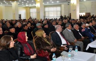 Ak Parti Milletvekili Aday Adayı Murat Nasıroğlu...