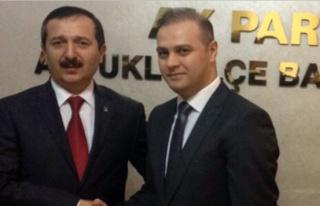 Dr. Mehmet Baş Ak Parti Artuklu İlçe Teşkilatını...