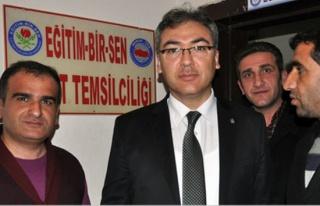 Mehmet Abdullah Aksoy Midyat Eğitim Bir Sen Temsilciliğini...