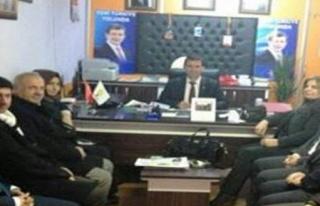 Teşkilatlardan Gürsel Ekmen Miroğlu'na Yoğun Ilgi