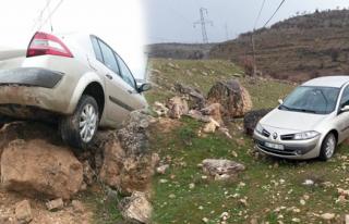 Eski Mardin Milletvekili Nihat Eri, Trafik Kazası...