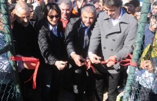 Darüşşafaka'dan Midyat'a Basketbol Sahası İbrahim...