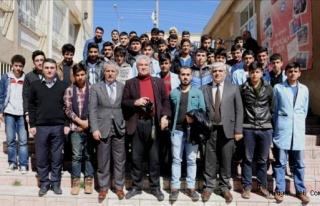 Mardinli Gazeteciler Öğrencilerle Buluşuyor