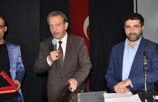 Midyat Anadolu Gençlik Derneği Erbakan'ı Anlamak...