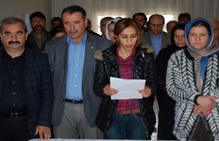 Midyat HDP ve DBP Nevruz Ateşini Çalpınar (Site)'de...