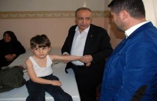 Dr. Nihat Özkan, Seçim Çalışmalarında Hasta...