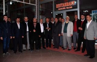 Ak Parti Milletvekili Aday Adayı Dr. Nihat Özkan...