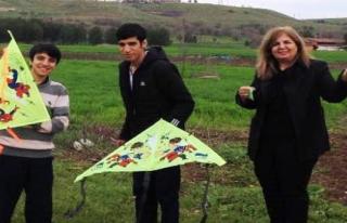 Midyat'ta Newroz'a Doğru, Barışa Doğru Uçurtma...