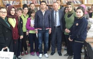 Midyat'ta Kütüphaneler Haftası Kutlandı