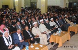 Fatih Derneği Midyat'ta Kutlu Doğum Programı Düzenledi