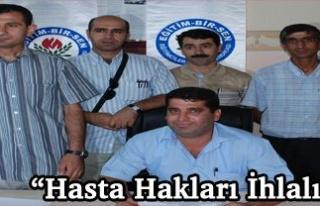 Midyat Sivil Toplum Örgütlerinden Basın Açıklaması