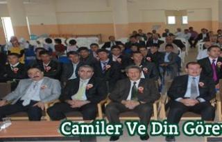 Midyat'ta Camiler ve Din Görevlileri Haftası kutlanıyor