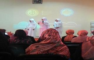 Midyat'ta, 'En Güzel Örnek Hz. Muhammed (SAV)' etkinliği...