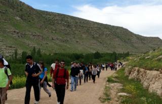 Midyat Karasu Vadisi Doğa Yürüyüşü Etkinliği...