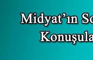 Midyat'ın Sorunları Panelde Konuşulacak