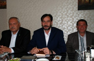 Mahmut Kılınç, Seçim Çalışmaları Kapsamında...