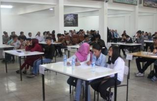 Midyat Lise Ve Ortaokullar Arası Matematik Olimpiyatları...