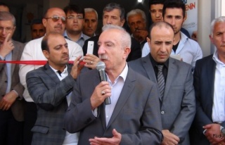 AK Parti Mardin milletvekili adayı Orhan Miroğlu,HDP'ye...