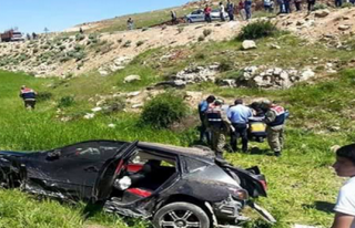 Trafik Kazası: 1 Ölü 5 Yaralı