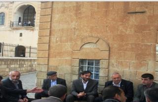 Mahmut Kılınç'tan Midyat'a Esnaf Ve Ev Ziyaretleri