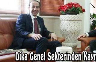 Dicle Kalkınma Ajansı Genel Sekreteri Abdullah Erim,...