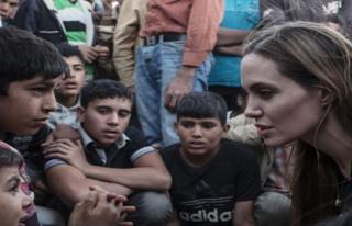 Angelina Jolie Midyat'a Geliyor
