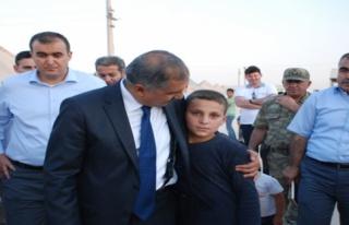 Cumhurbaşkanı Erdoğan'ın Midyat' Ziyareti