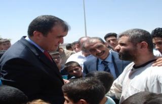 Midyat'ta Suriyelilerin ve Ezidilerin Buruk Bayramı