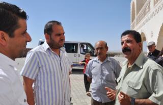 Haşimoğlu Şirketler Grubu, Yezidilere Yardım Eli...