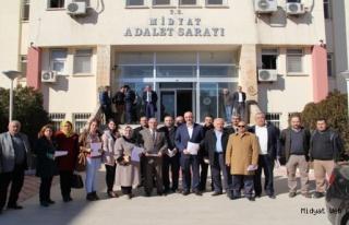 AK Parti Midyat teşkilatından Kılıçdaroğlu hakkında...
