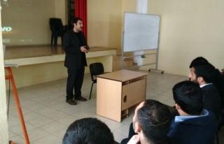 Midyat'ta Girişimcilik Kursu Açıldı