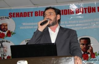 Midyatta İslam Şehitleri Anıldı