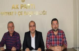 AK Parti Midyat İlçe Başkanlığı, 'Midyat-Estel'...