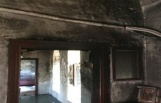 Midyat'ta Evde Çıkan Yangında 3 Kişi Yaralandı