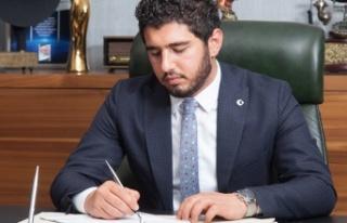 Ak Parti Mardin Milletvekili Adayı İbrahim Kösen...