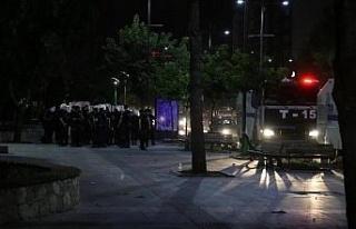 Batman'da HDP'lilerin kutlamasında polise...