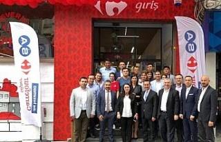 CarrefourSA'dan 5 ayda 16 market yatırımı