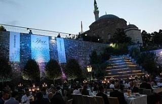 Halkbank'tan Üsküp'te iftar