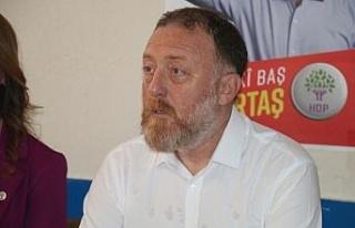 HDP Eş Genel Başkanı Temelli, Adıyaman'da