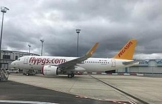 Pegasus, yeni uçağı