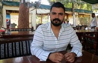 Suriye sınırında Erdoğan'a destek sevinci