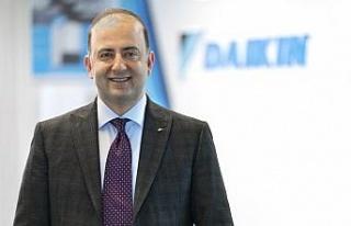 Daikin Türkiye, İSO 500'de 16 basamak yükseldi